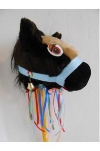 Лошадка на палке