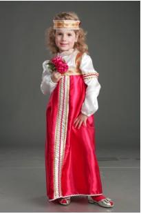 Русский костюм нац