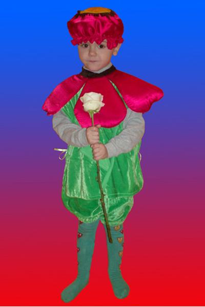 Костюм мака для детей