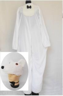 Медведь белый для взрослых