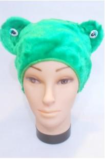 Шапочка Лягушка