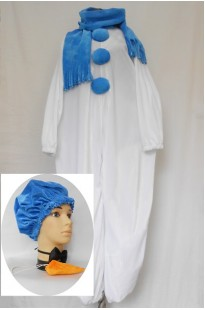 Снеговик для взрослых
