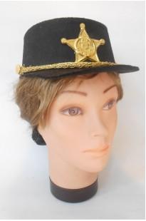 Кепка полицейского