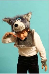 Волк эконом костюм