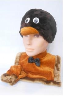 Птичка коричневая эконом
