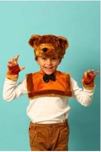 Медведь эконом костюм